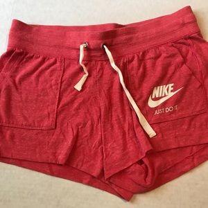 EEUC Women's Nike shorts size Large